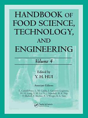 Handbook of Food Science, Technology, and Engineering