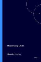 Modernizing China PDF