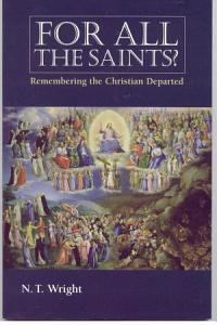 For All the Saints?