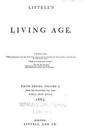 Littell's Living Age: Volume 165