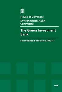 The Green Investment Bank PDF