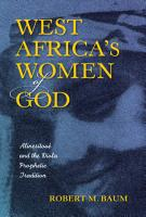West Africa s Women of God PDF