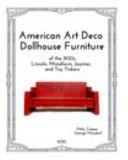 American Art Deco Dollhouse Furniture PDF