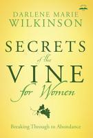 Secrets of the Vine for Women PDF