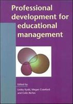 Professional Development For Educational Management PDF