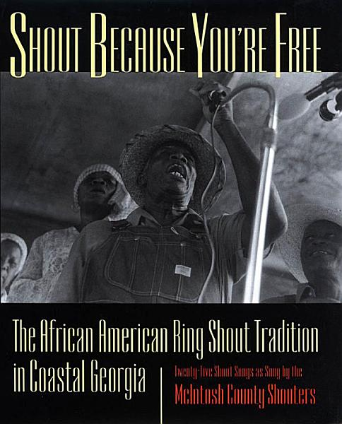 Download Shout Because You re Free Book
