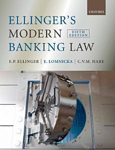Ellinger s Modern Banking Law PDF
