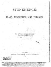 Stonehenge: Plans, Description, and Theories