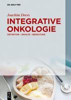 Integrative Onkologie PDF