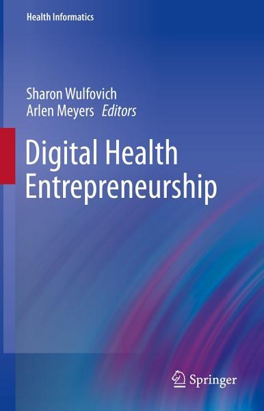 Download Digital Health Entrepreneurship Book