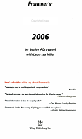 Frommer s Florida 2006 PDF