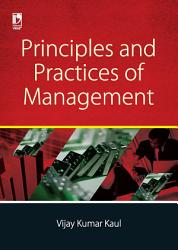 Principles and Practices of Management PDF
