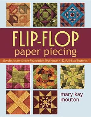 Flip Flop Paper Piecing