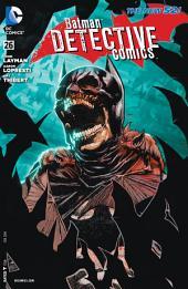 Detective Comics (2011-) #26