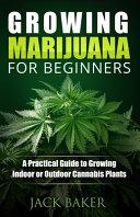 Growing Marijuana for Beginners