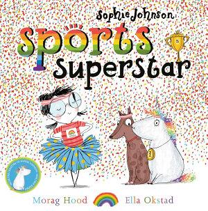 Sophie Johnson  Sports Superstar Book
