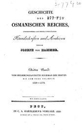 Geschichte des Osmanischen Reiches: Band 3