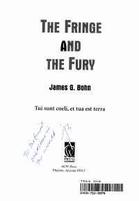 The Fringe and the Fury