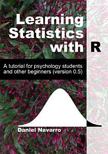Learning Statistics with R Book