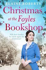 Christmas at the Foyles Bookshop