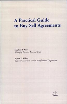 A Practical Guide to Buy sell Agreements PDF
