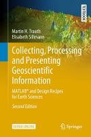 Collecting  Processing and Presenting Geoscientific Information PDF