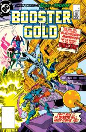 Booster Gold (1985-) #4