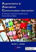Augmentative And Alternative Communication Intervention Book PDF