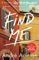 Download Find Me Book