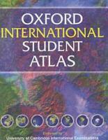 Oxford International Student Atlas PDF