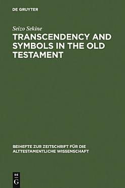 Transcendency and Symbols in the Old Testament PDF