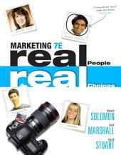 Marketing: Real People, Real Choices, Edition 7