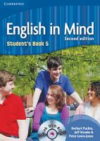 English in Mind Level 5 Student s Book with DVD ROM PDF