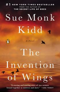 The Invention of Wings Book