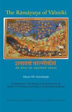 The R  m  ya   a of V  lm  ki  An Epic of Ancient India  Volume VII PDF