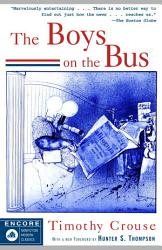 The Boys On The Bus Book PDF