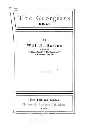 The Georgians Book PDF