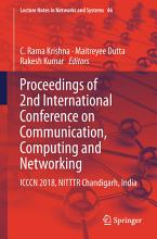 Proceedings of 2nd International Conference on Communication  Computing and Networking PDF