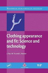 Clothing Appearance and Fit: Science and Technology