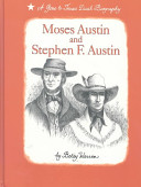 Moses Austin and Stephen F  Austin PDF