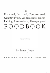 The Enriched Fortified Concentrated Country Fresh Lip Smacking Finger Licking International Unexpurgated Foodbook Book PDF