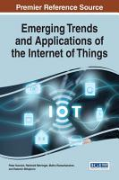 Emerging Trends and Applications of the Internet of Things PDF