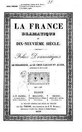 Le débardeur ou le gros-caillou et Alger: vaudeville en deux actes