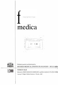 Folia Medica
