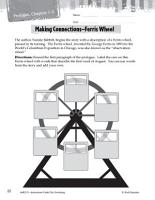 Tuck Everlasting Making Cross Curricular Connections PDF