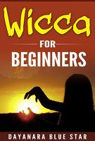 Wicca for Beginners PDF