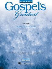 Gospel's Greatest (Songbook)