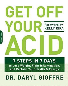 Get Off Your Acid Book