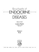 Encyclopedia of Endocrine Diseases PDF
