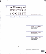 A History of Western Society: From absolutism to the present